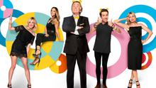 Terry Wogan is hosting Children in Need along with Fearne Cotton, Rochelle Humes, Terry Wogan, Nick Grimshaw and Tess Daly