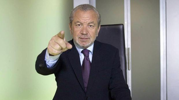 Lord Alan Sugar says he would stick with the BBC if The Apprentice moved channels.