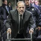 Harvey Weinstein has pleaded not guilty (Bebeto Matthews/AP)
