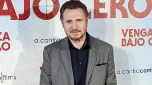 Liam Neeson. Getty Images