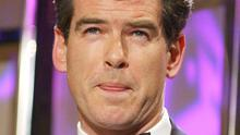 A fire broke out at actor Pierce Brosnan's Malibu home