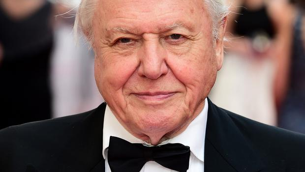 Sir David Attenborough discussed climate change and the environment with US president Barack Obama