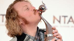 Keith Lemon was amazed to find that David Bowie followed him on Twitter