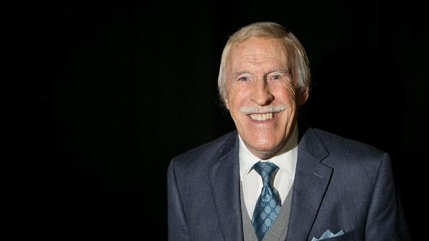 Sir Bruce Forsyth is among the stars helping out for Text Santa