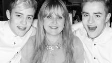 John and Edward lost their mother Susanna in 2019