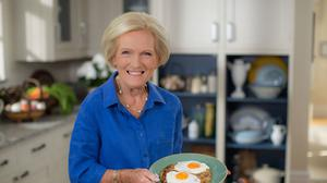 The TV star on her new show, Mary Berry Everyday
