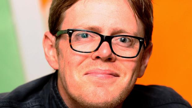 Kris Marshall played hopeless-in-love Colin Frissell in Love Actually