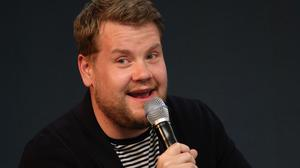 James Corden will host The Late Late Show