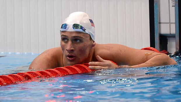 Ryan Lochte is a contestant in the US version of Celebrity Big Brother (Tony Marshall/PA)
