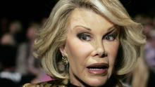 Joan Rivers is currently on life support