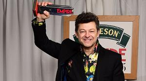 Andy Serkis broke Eddie Redmayne's winning run by scooping the Best Actor accolade at the Empire Film Awards