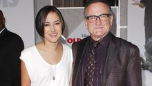 Zelda Williams has been targeted by online trolls over the death of her father Robin Williams (Rex)