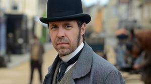 Paddy Considine has told how his bowler hat from The Suspicions Of Mr Whicher went missing