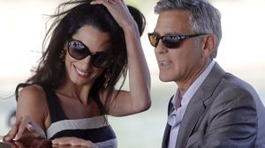 George Clooney and Amal Alamuddin have enjoyed a weekend of wedding celebrations