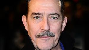 Ciaran Hinds is starring in the new series of Shetland
