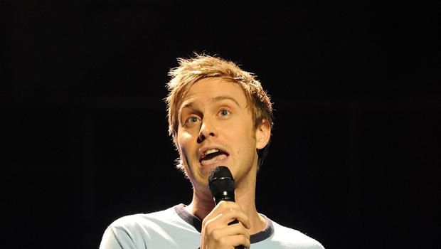 "Comedian Russell Howard has said that all of today's political leaders are ""beneath us"""