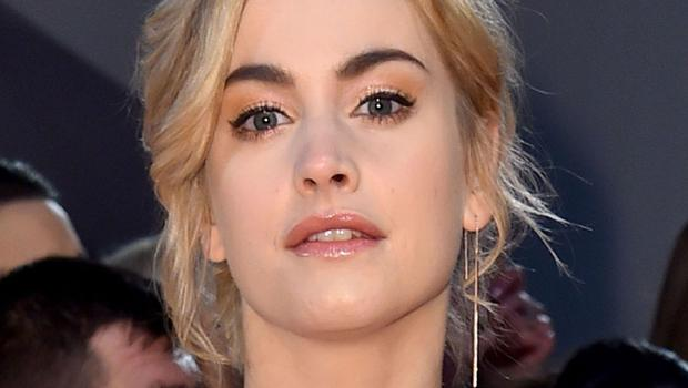 Stefanie Martini stars as Jane Tennison at the start of her career in the police