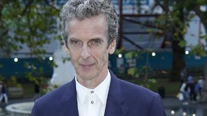 Peter Capaldi stars in Doctor Who