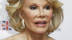 Joan Rivers died on September 4