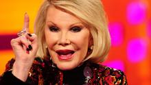 Joan Rivers remains in a serious condition in hospital