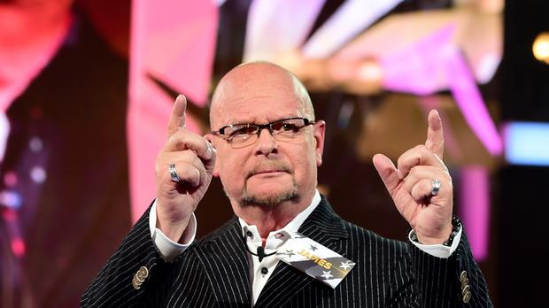 James Whale is one of the first two housemates to be nominated for eviction from Celebrity Big Brother
