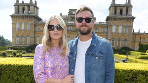 Laura Whitmore is expecting her first baby with her husband Iain Stirling (Photo by David M. Benett/Dave Benett/Getty Images for Gentlemans Journal & Bicester Village)