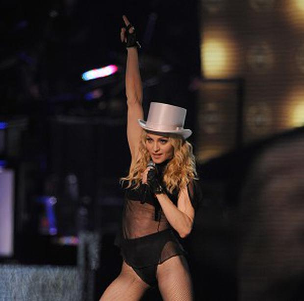 Madonna is said to be dating a new man