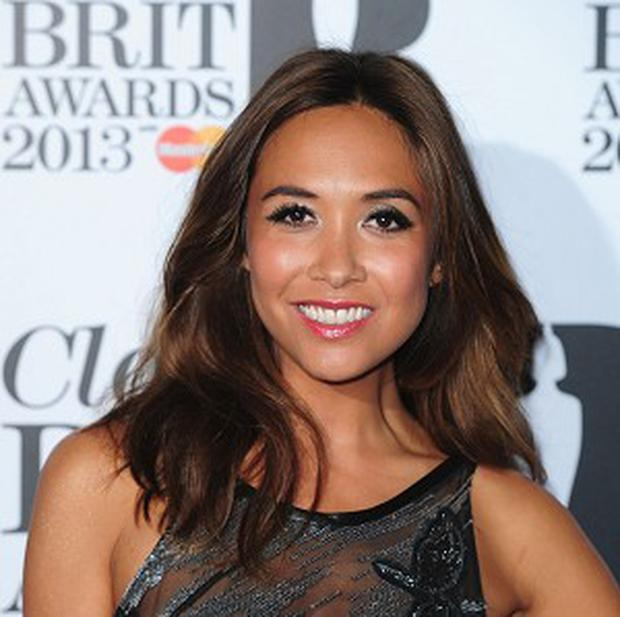 Myleene Klass wished a slow death on the person who mugged her relatives