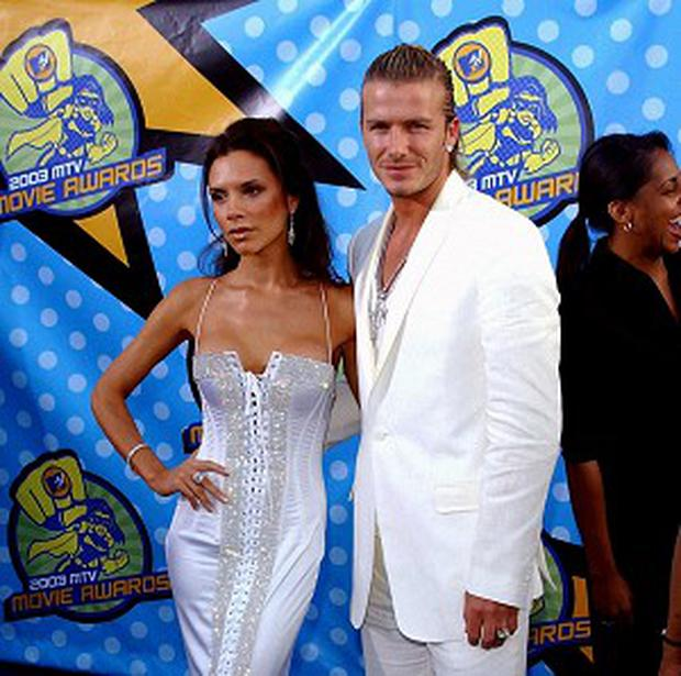 Victoria and David Beckham have rented a house opposite their new home