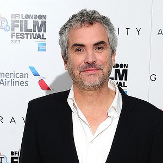 Director Alfonso Cuaron is trying television for the first time