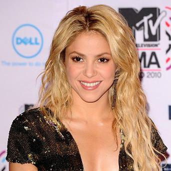 Shakira has announced her next album