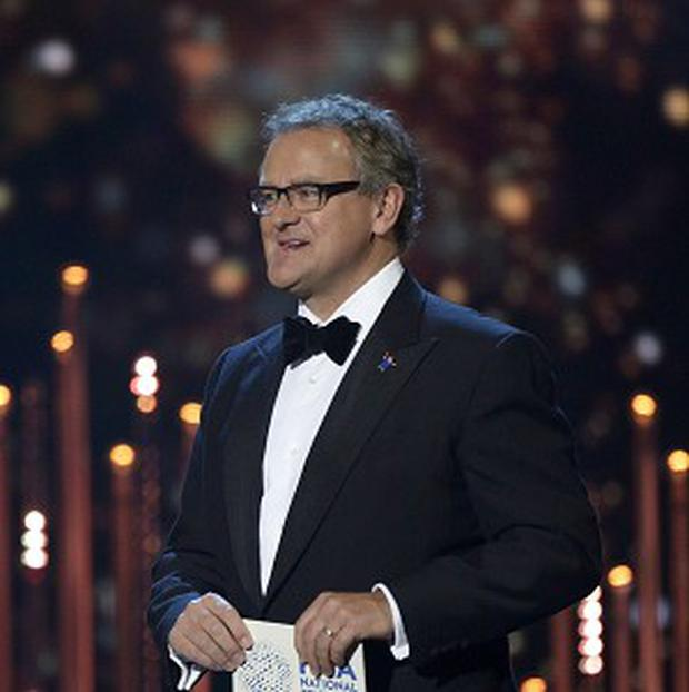 Hugh Bonneville talked about the future of Downton Abbey at the NTAs
