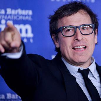 David O Russell arrives at 2014 Santa Barbara International Film Festival (AP)