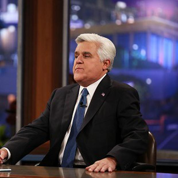 Jay Leno has filmed his last episode of The Tonight Show
