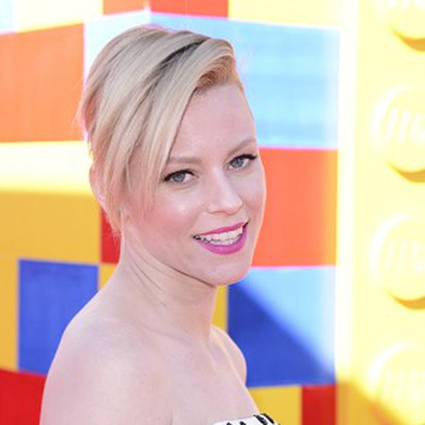 Elizabeth Banks' voice can be heard in The Lego Movie