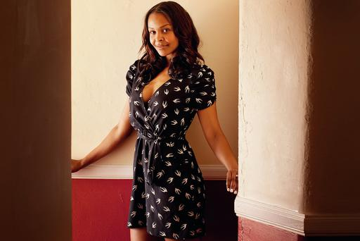 Samantha Mumba. Photo: David Conachy