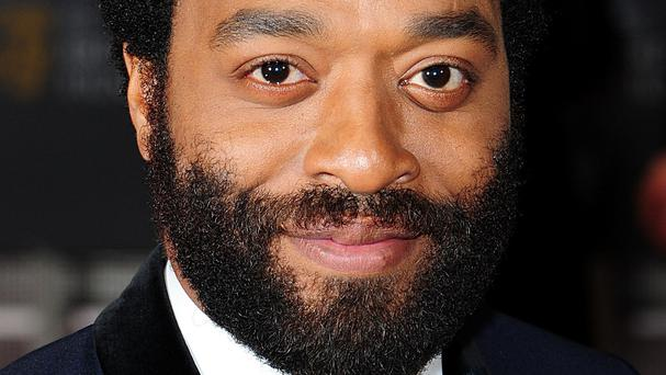 Chiwetel Ejiofor is nominated for best actor, for his role in 12 Years A Slave, at this year's Oscars
