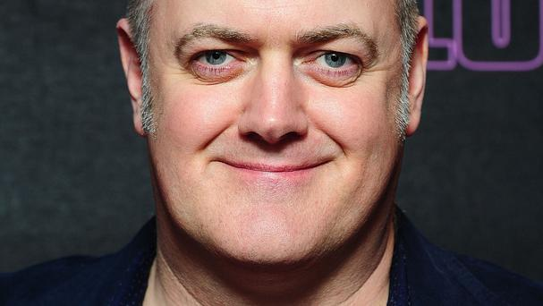 Dara O Briain doesn't watch himself on television