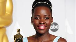 Lupita Nyong'o was possessive with her Best Supporting Actress award