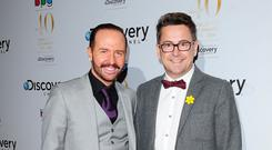 Gogglebox, up for two TV Baftas, has made stars out of its colourful and opinionated TV viewers such as Chris Steed and Stephen Webb