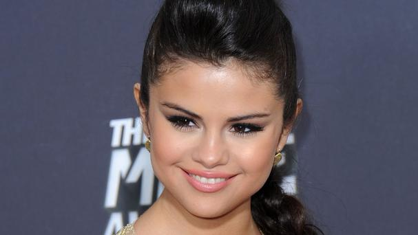 A man was arrested twice in a week outside singer and actress Selena Gomez's home.