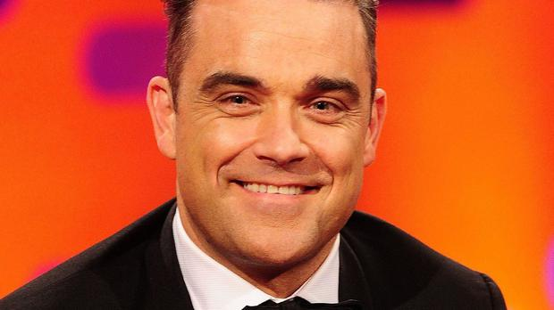 Robbie Williams is to be a dad again