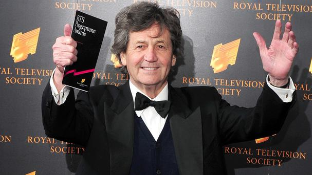 Melvyn Bragg is bringing his South Bank Show back to Sky