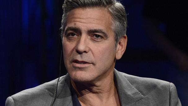 George Clooney is engaged to British lawyer Amal Alamuddin