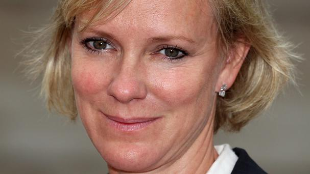 Hermione Norris is to star alongside Peter Capaldi in the new series of Doctor Who