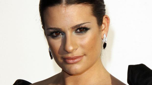 Lea Michele's representative have said the star is not pregnant after her Twitter account was hacked last Friday.