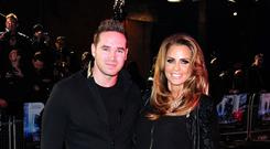 Katie Price had said she was heading for another divorce