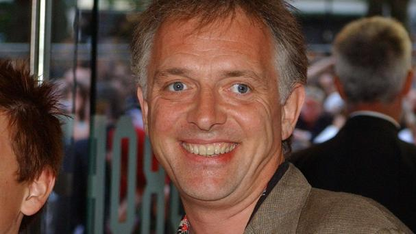 Rik Mayall's widow has said he suffered a 'cardiac event' after his morning run