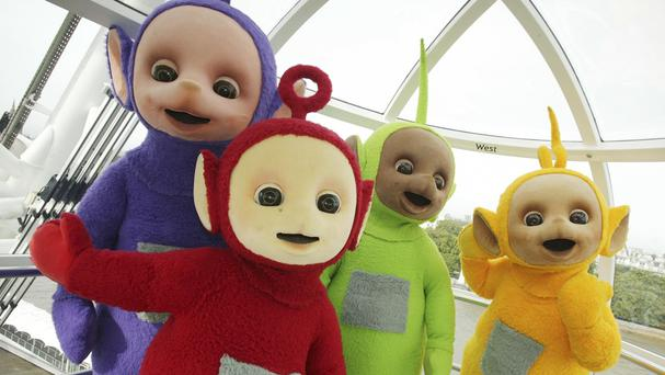 The Teletubbies are returning to TV