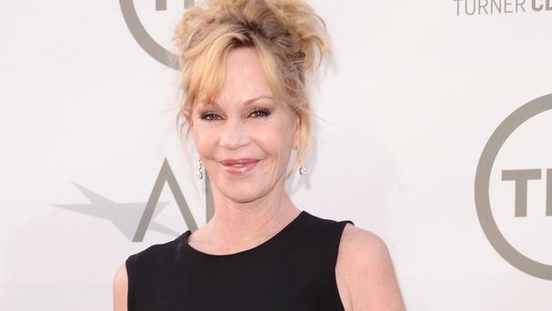 Melanie Griffith cited irreconcilable differences in her divorce petition
